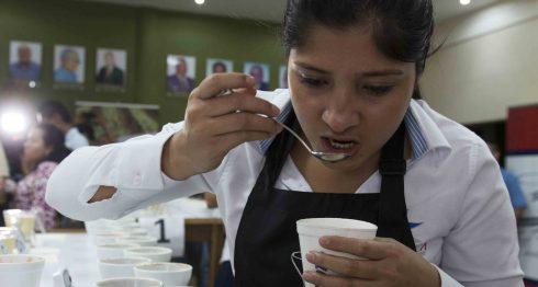 barista, Nicaragua, café
