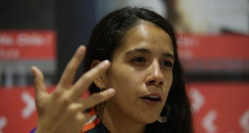 La realizadora cinematográfica Lissette Orozco.LAPRENSA/EFE