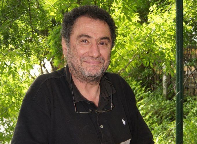 Escritor Edgar Escobar Barba. LAPRENSA/Arnulfo Agüero