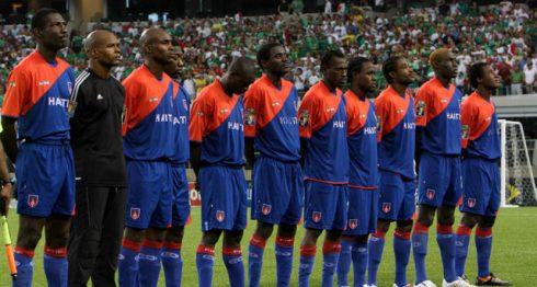 Haití, Fútbol, Caribe,