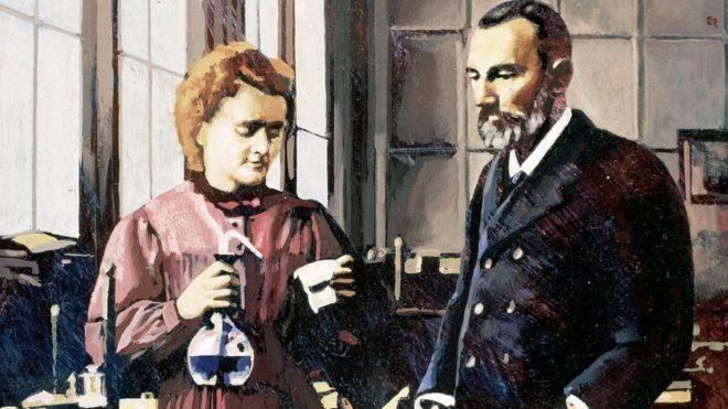 Madame Curie había quedado viuda en 1906. GETTY IMAGES