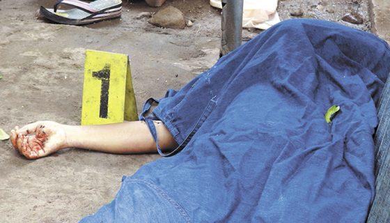 Nicaragua reporta menos homicidios en la región. LA PRENSA/ARCHIVO