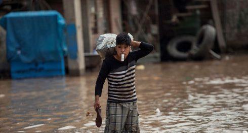 Perú, inundaciones en Perú