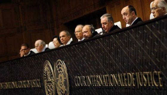La CIJ es el máximo tribunal internacional de la Organización de Naciones Unidas. GETTY IMAGES