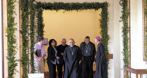 líderes religiosos, Nicaragua