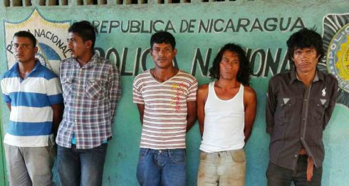 bannda, delincuentes, Nueva Guinea