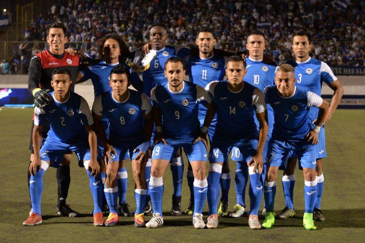 La Selección Nicaragüense de Futbol debutará en la Copa Oro frente a Martinica. LA PRENSA/J.FLORES