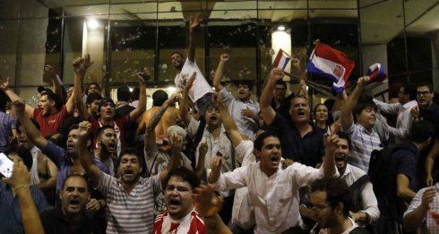 reelección presidencial, paraguay