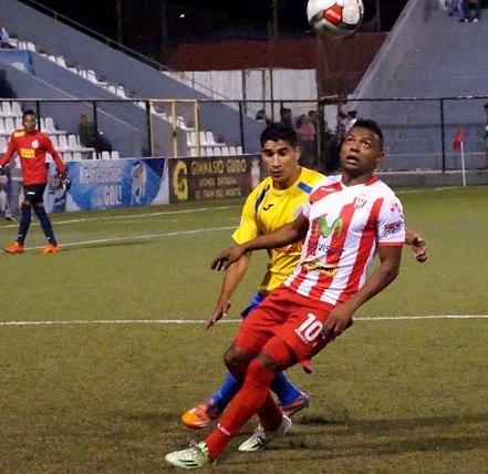 Samuel Wilson uno de los jugadores claves. LAPRENSA/ ARCHIVO.
