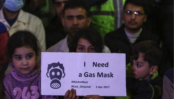 armas químicas, Siria, Francia