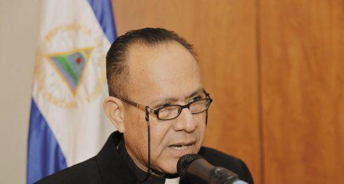 Obispos, Nicaragua, Iglesia Católica, Abelardo Mata,