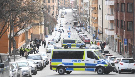Estocolmo, ataques