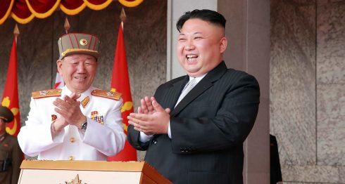 Kim Jon-un, Corea del Norte, misiles norcoreanos, armas nucleares