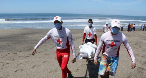 Muertes, Verano, Ahogados, Cruz Roja,