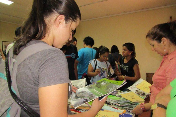 La VI Feria del Libro se abrirá el viernes 21 de abril, de las 9:00 a.m., a las 4:00 p.m., en el Instituto de Historia de Nicaragua y Centroamérica. LAPRENSA/CORTESIA