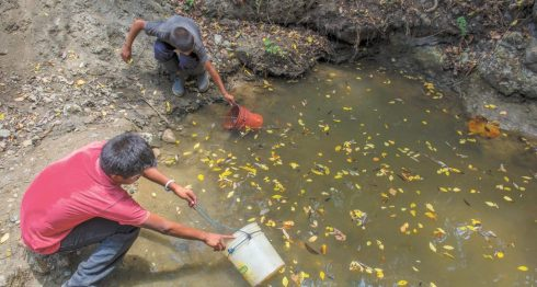 corredor seco, Nicaragua, salud, comunidades rurales
