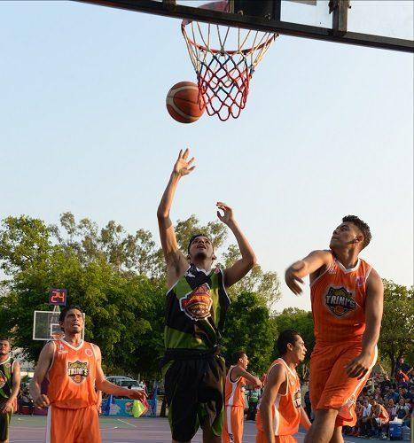 Barridas en cuartos de final de Torneo de Baloncesto Carlos Ulloa