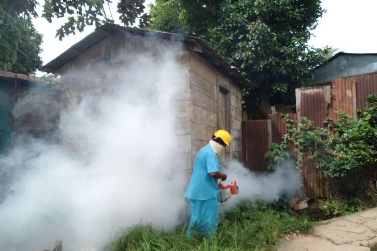 epidemias, Nicaragua