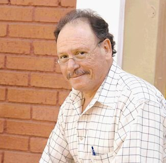 Escritor Anastasio Lovo. LAPRENSA/URIEL MOLINA