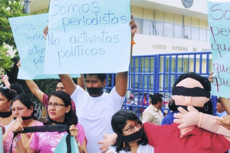 Libertad de expresión, Libertad de prensa, Periodistas,