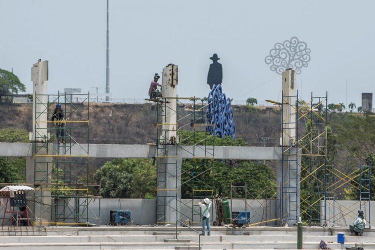 crecimiento vertical en Managua, Managua
