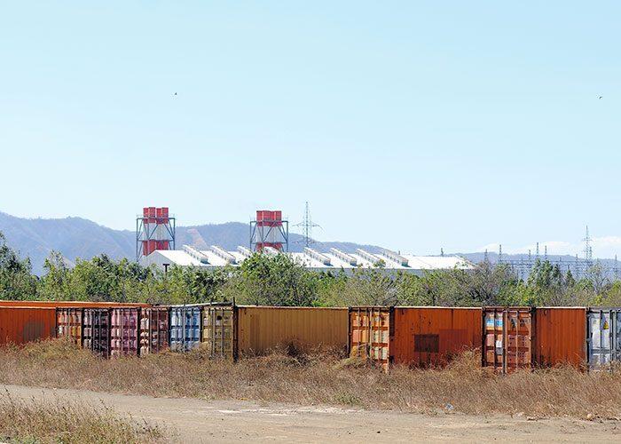 línea de transmisión, Cámara de Energía de Nicaragua, Enatrel, Alba Generación
