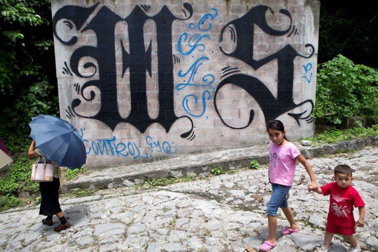 El Salvador, deportaciones