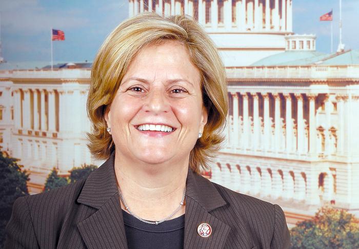 Ileana Ros-Lehtinen, congresista republicana de Estados Unidos. LA PRENSA