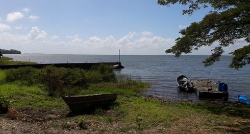 Isla Mancarrón, Solentiname, Archipiélago de Solentiname