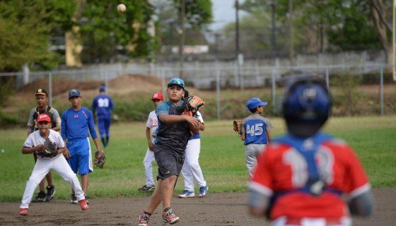 Preselección Nacional de Beisbol Sub-12 tendrá cuatro sesiones de entrenamiento cada semana. Foto: Lissa Villagra