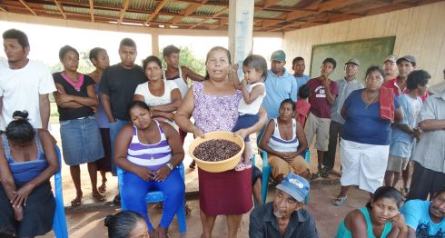 miskitos, comunidades indígenas, Costa Caribe Norte