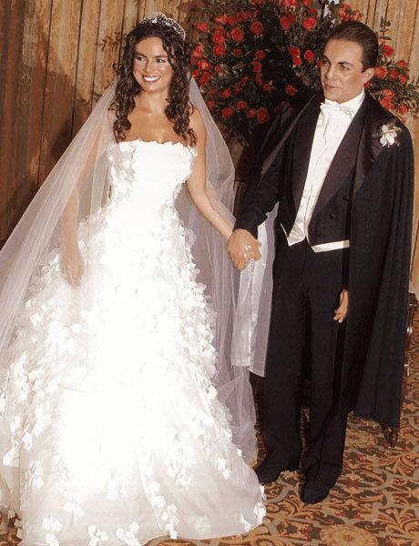 Resultado de imagen para cristian castro y valeria liberman boda