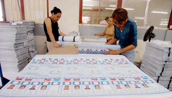 Alcaldía de Managua, Votaciones municipales 2017