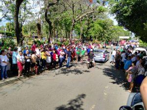 comerciantes de Masaya, protestas