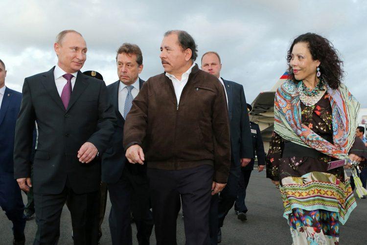 derechos humanos, pareja presidencial, Daniel Ortega