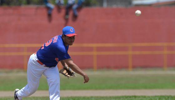 Diego Sandino, beisbol