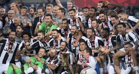 La Juventus disputará la final de la Liga de Campeones de la UEFA. LA PRENSA/EFE/ANGELO CARCONI