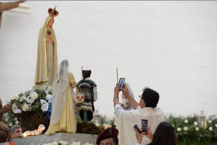 concierto a la Virgen de Fátima