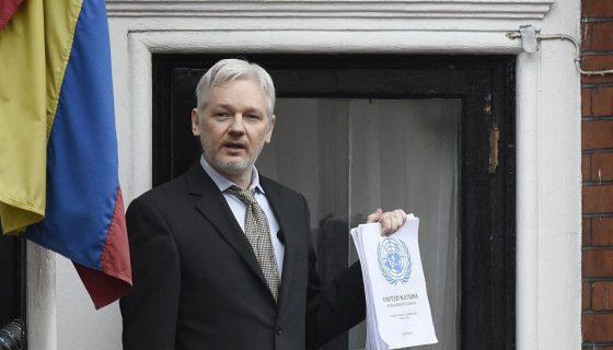 Julian Assange, WikiLeaks, Suecia, Reino Unido
