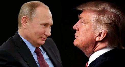 Putin y Trump, Rusia, G20