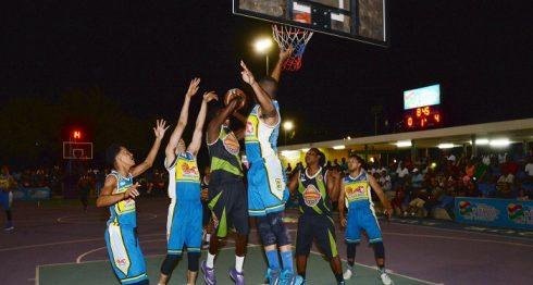 La final del baloncesto nicaragüense continúa el miércoles. LA PRENSA/JADER FLORES