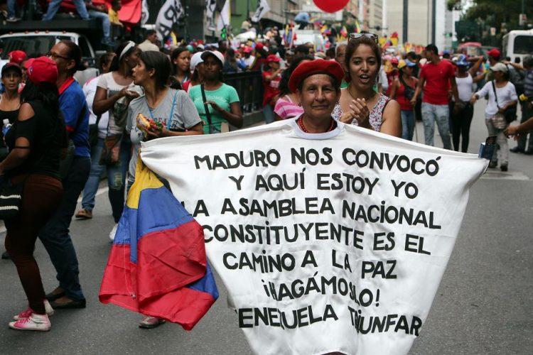 Asamblea constituyente, Venezuela, nueva constitución en Venezuela