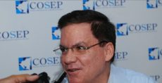 El presidente del Cosep, José Adán Aguerri. LA PRENSA/ARCHIVO