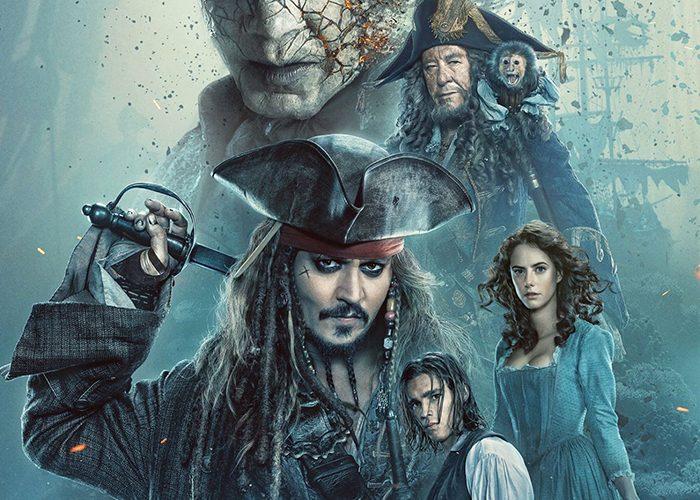 Piratas del Caribe V: La Venganza de Salazar