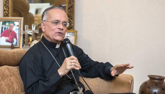 Silvio Báez, Luis Almagro, OEA, obispo silvio báez, Nicaragua, Monseñor Silvio Báez