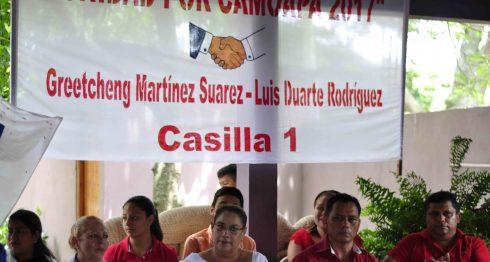 Camoapa, elecciones, municipales, 2017, candidatos, CxL, PLC