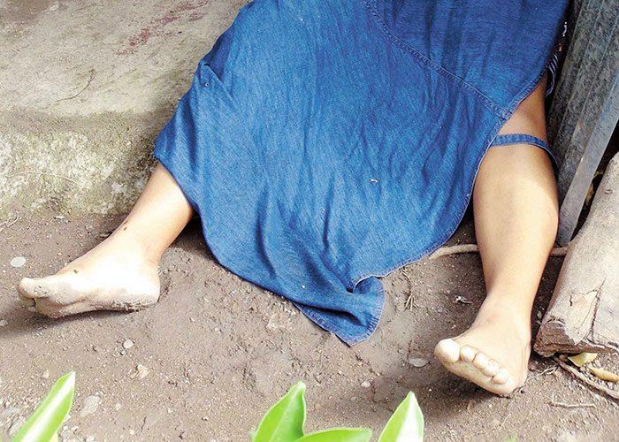 La Policía sigue acusando de asesinato a algunos femicidas, según la organización feminista. LA PRENSA/Eddy Lopez /Archivo