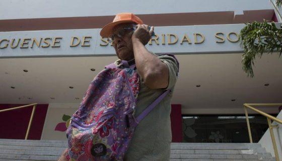 inss, pensión reducida, nicaragua, seguro social, crisis inss