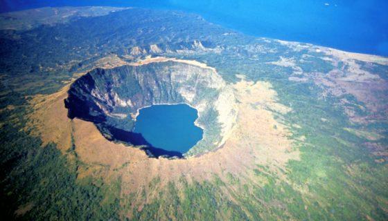 volcanes de Nicaragua, volcán Cosigüina