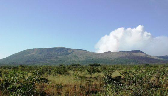 volcanes de Nicaragua, volcán Masaya, Masaya,